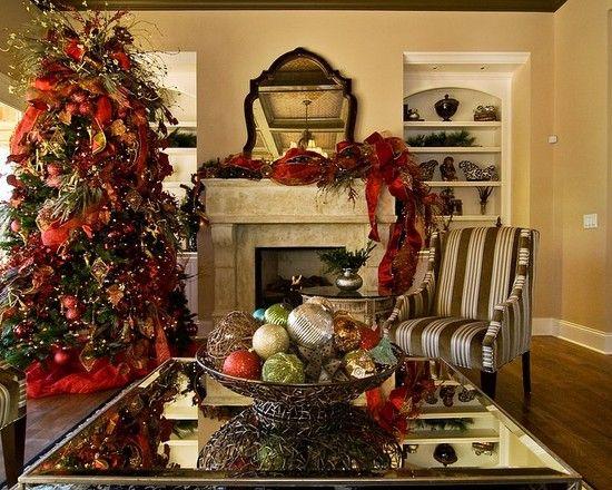 Donna Hennigner @ 615-739-7660 - traditional - family room - nashville - Brentwood staging & design