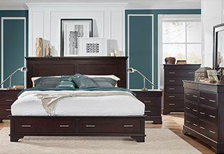 Queen Bedroom Furniture  Bedroom Furniture  Pinterest  Bedrooms Glamorous Dining Room Bar Furniture 2018