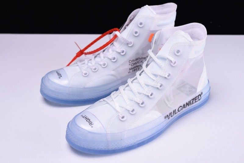0a6cda10a5d Buy OFF-WHITE x Converse Chuck Taylor All Star 70 + Review ...