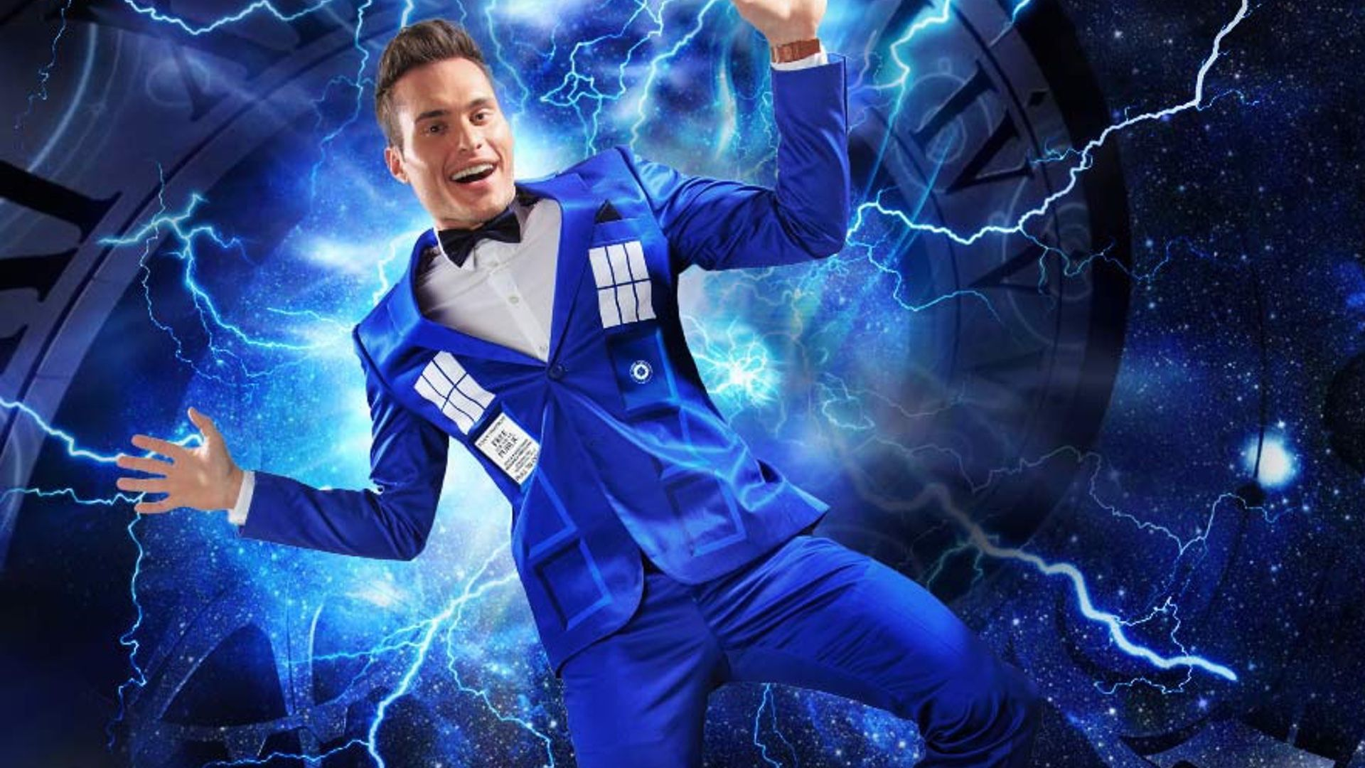 Check Out This Cool Line of Official DOCTOR WHO Business Suits