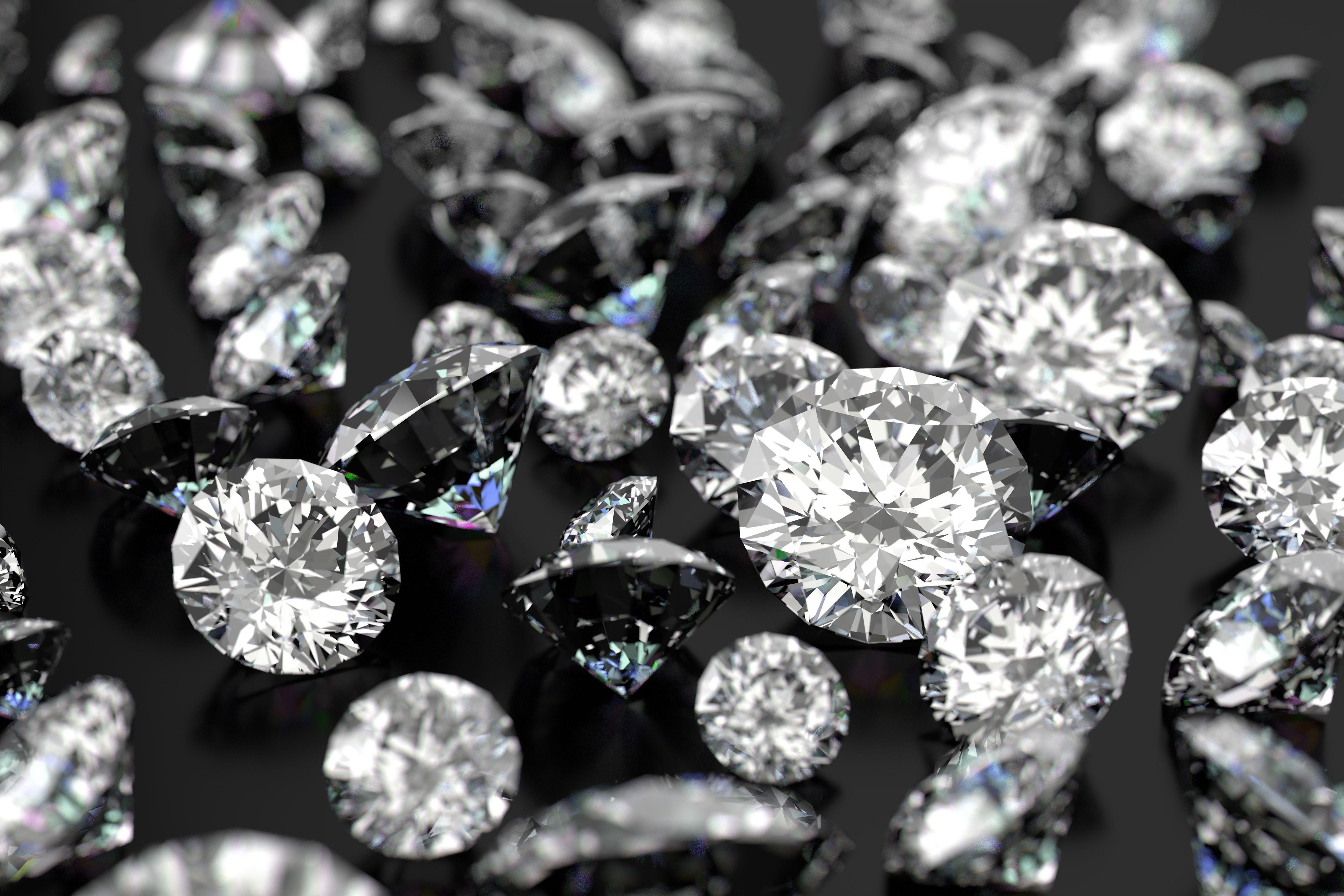 Extravagant Diamonds Diamond Background Diamond Image Diamond