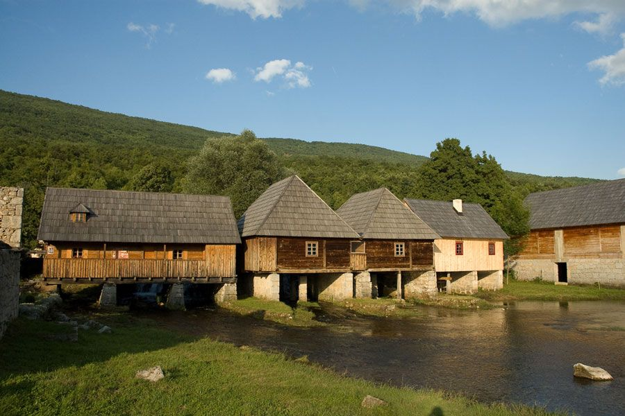 Little Mills On Gacka River The Purest Water Producing Free Energy For Decades Croatia Nature Destinations Places