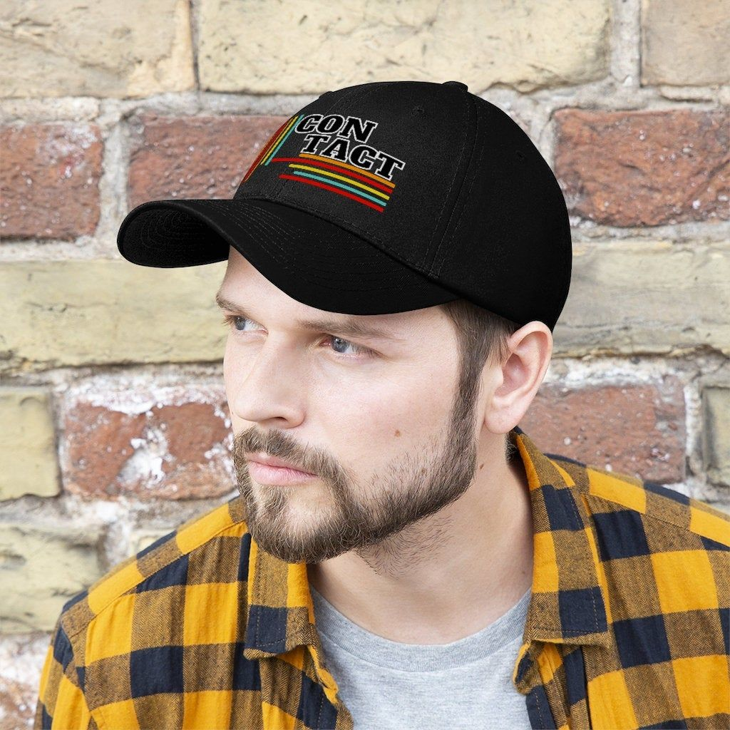 Unisex Twill Hat Sports Hat Daily Use Cap 100 Cotton Bonnet Gift Contact In 2021 Unisex Hat Baseball Hats Dad Hats