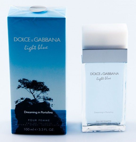 FemmeMis Dreaming Gabbana Dolceamp; Light Pour Portofino Blue In 3AqL5Rj4