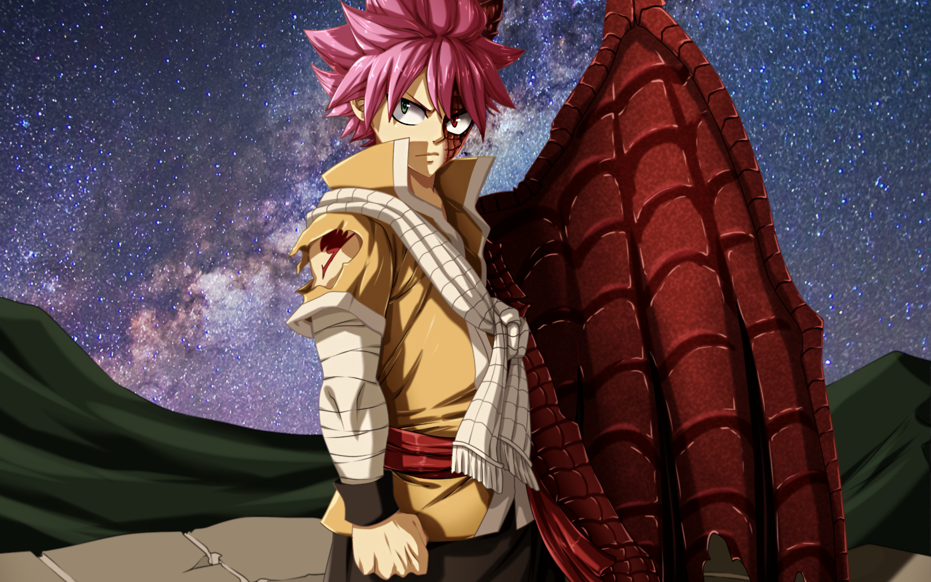 Fairy Tail Dragon Cry E N D Etherious Natsu Dragneel Created By Zeref Zeref S Deceased Younger Brother Made Fairy Tail Movie Fairy Tail Fairy Tail Anime