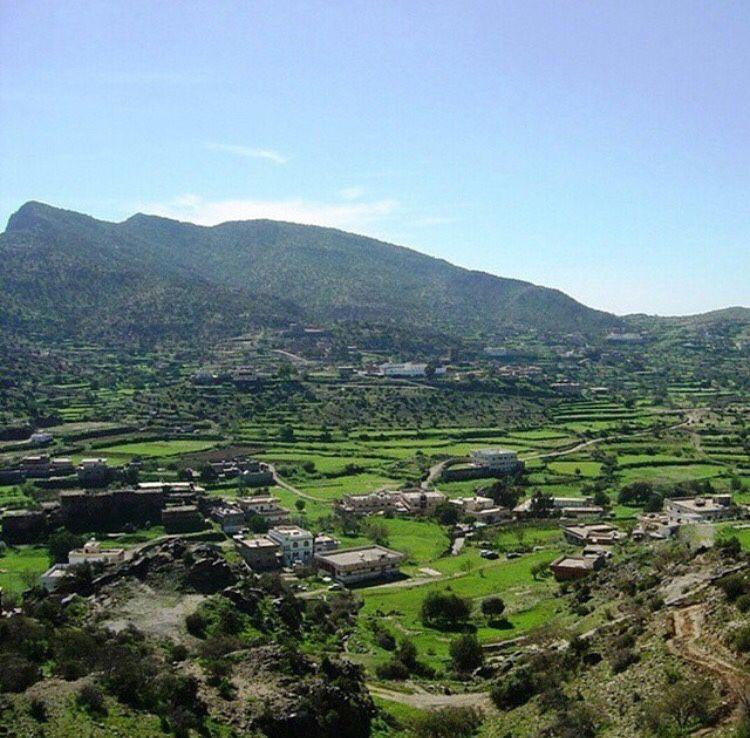 Village In Taif Saudi Arabia
