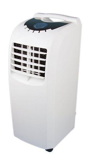Another Gem From Global Air This Unit Is Extremely Portable And User Friendly Its Digital Controls Mak Portable Air Conditioner Air Conditioner Dehumidifiers