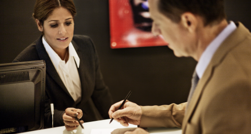 A Hospitality Business Management Career Involves Accommodating