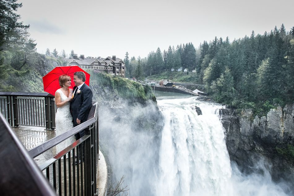 Jared M Burns Salish Lodge At Snoqualmie Falls