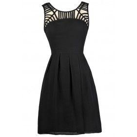 Wear black dress to school