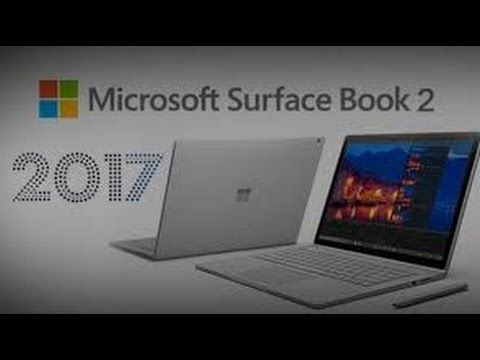 Microsoft Surface Book 2 Now In Mass Production, To Be Sold For USD1,000...