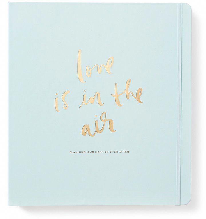 Kate spade bridal collection wedding planner