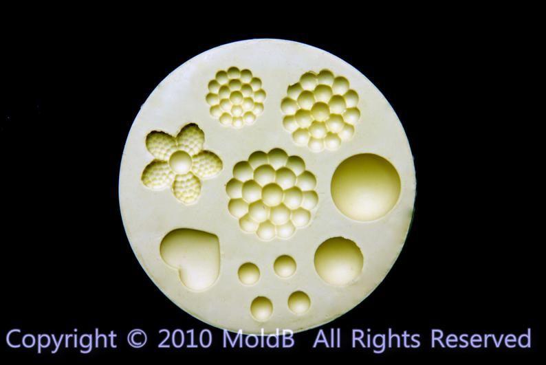BENGKUI Molde de Resina de Silicona de Mariposas Molde de Caramelo decoraci/ón de Pasteles fabricaci/ón de Joyas de Resina epoxi