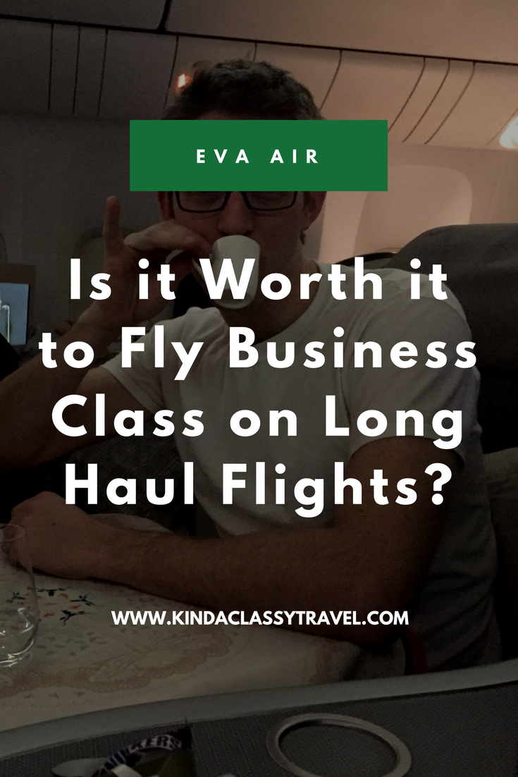 Why We Loved Our 30 Hour Travel Day Business class