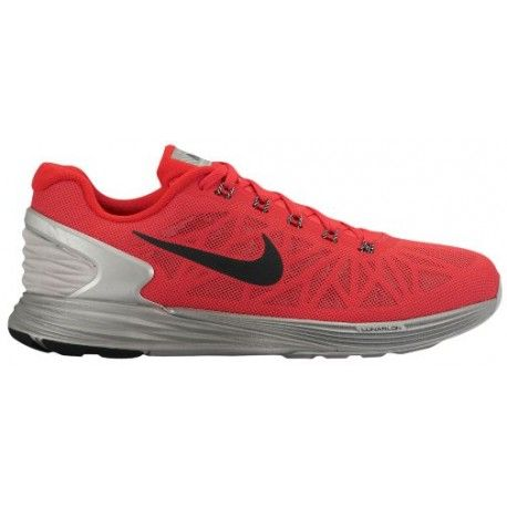 Nike LunarGlide 6 Flash Men's Running Shoes Action