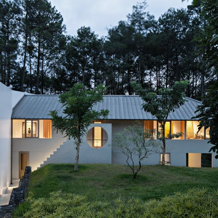 BRG House Architecture Pinterest - Plan De Maison Originale