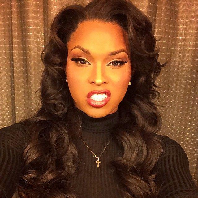 10 Flawless Photos Of Transgender Model Amiyah Scott, RHOA