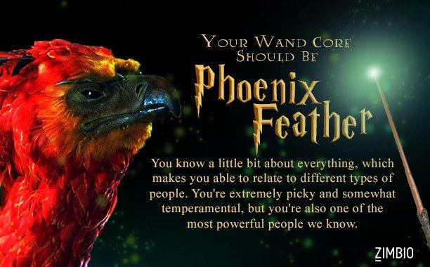 Phoenix Core Wand Google Search Harry Potter Wand Quiz Harry Potter Wand Harry Potter Quiz