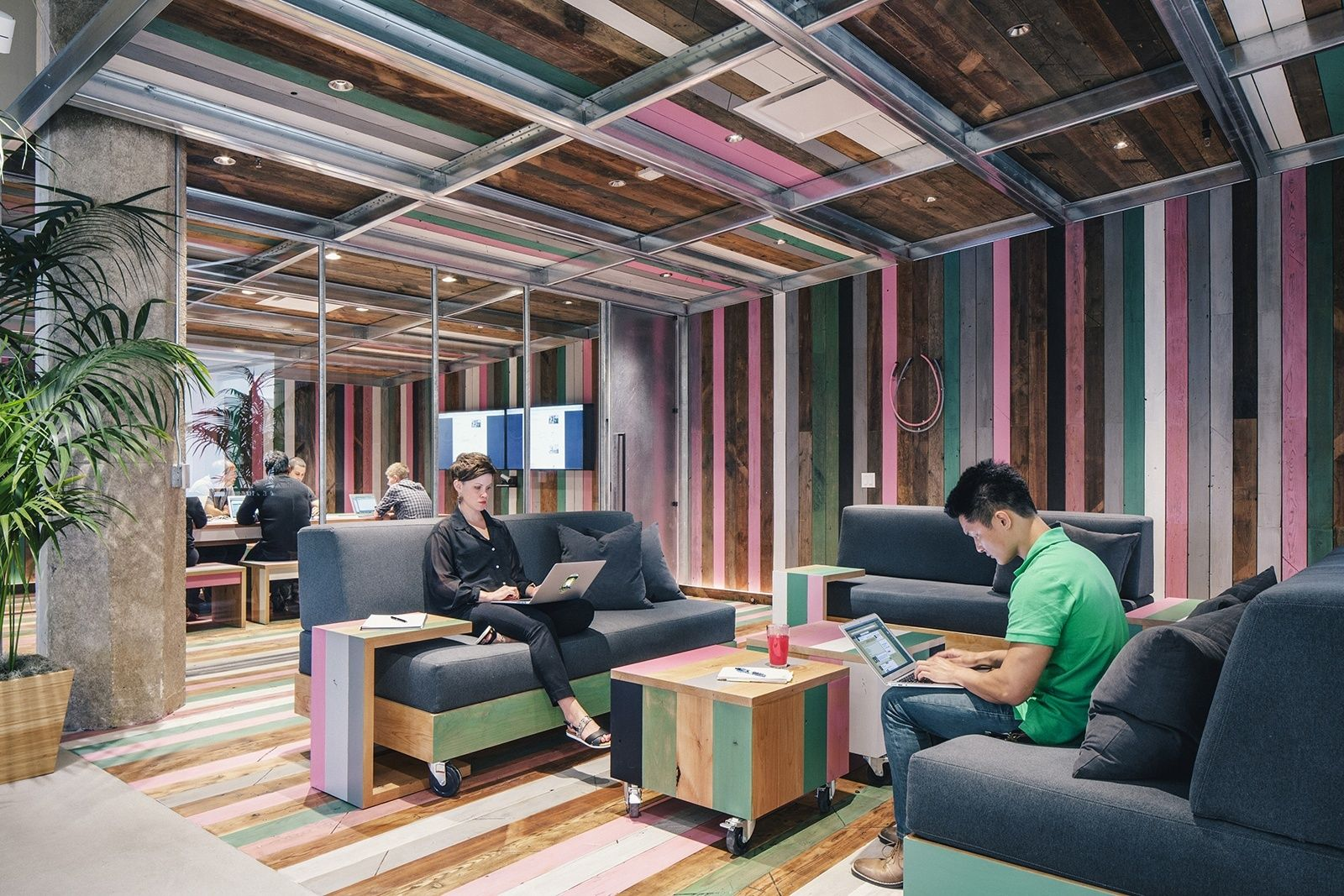 A Tour Of Airbnbs New San Francisco Headquarters