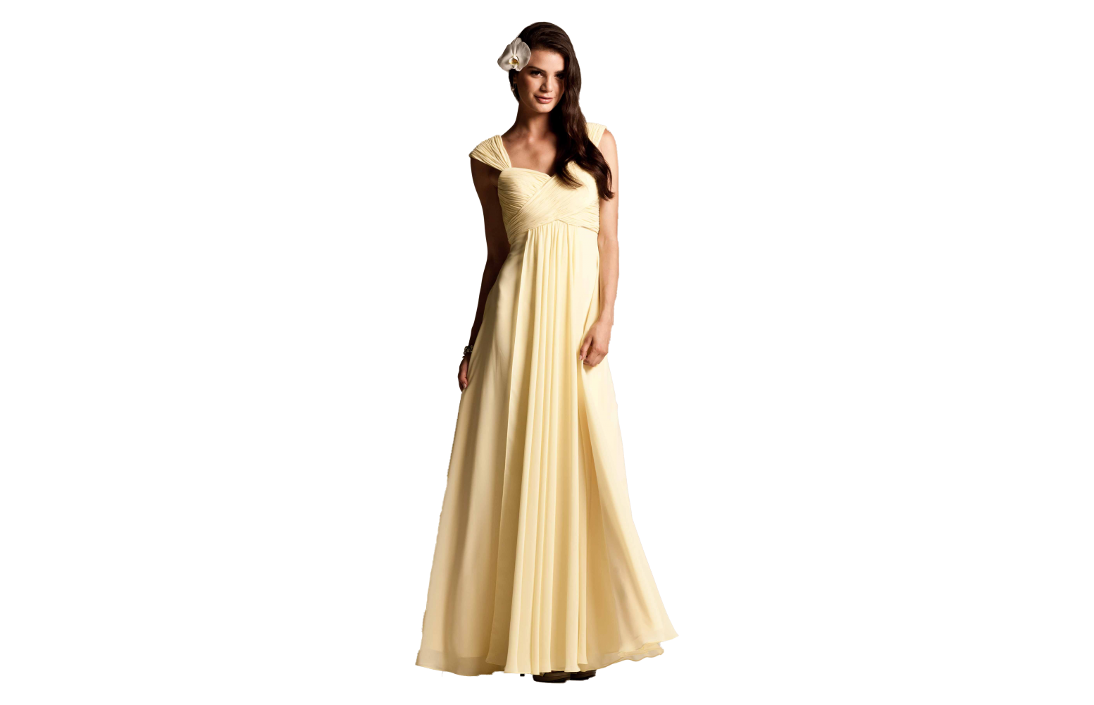 Bright pink dress for wedding guest  Yellow Bridesmaid Dresses  Make your bridesmaids shine  Wedding