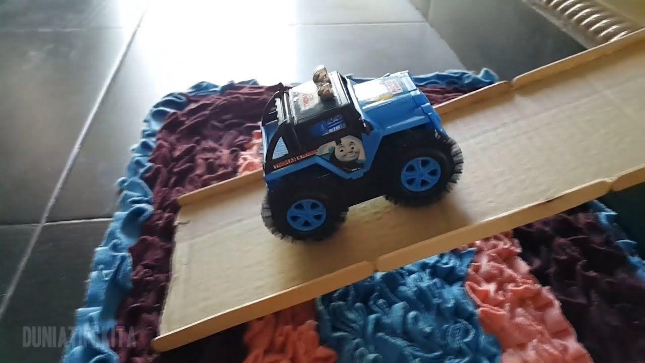 Yuk Main Mobil Mobilan Petualangan Jip Biru 1 Mainan Anak Car Toy Mobil Mainan Mainan Anak Mainan