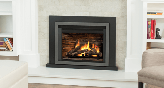 Valor fireplaces and Spaces
