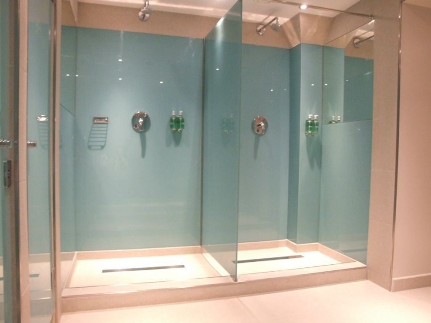 Multiple Shower cubicle - OTL | Finished Wet rooms | Pinterest ...