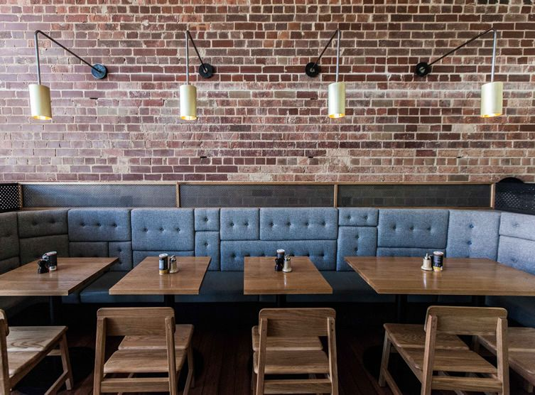 Fifthy acres melbourne australia restaurant bars for Innenarchitektur zukunft