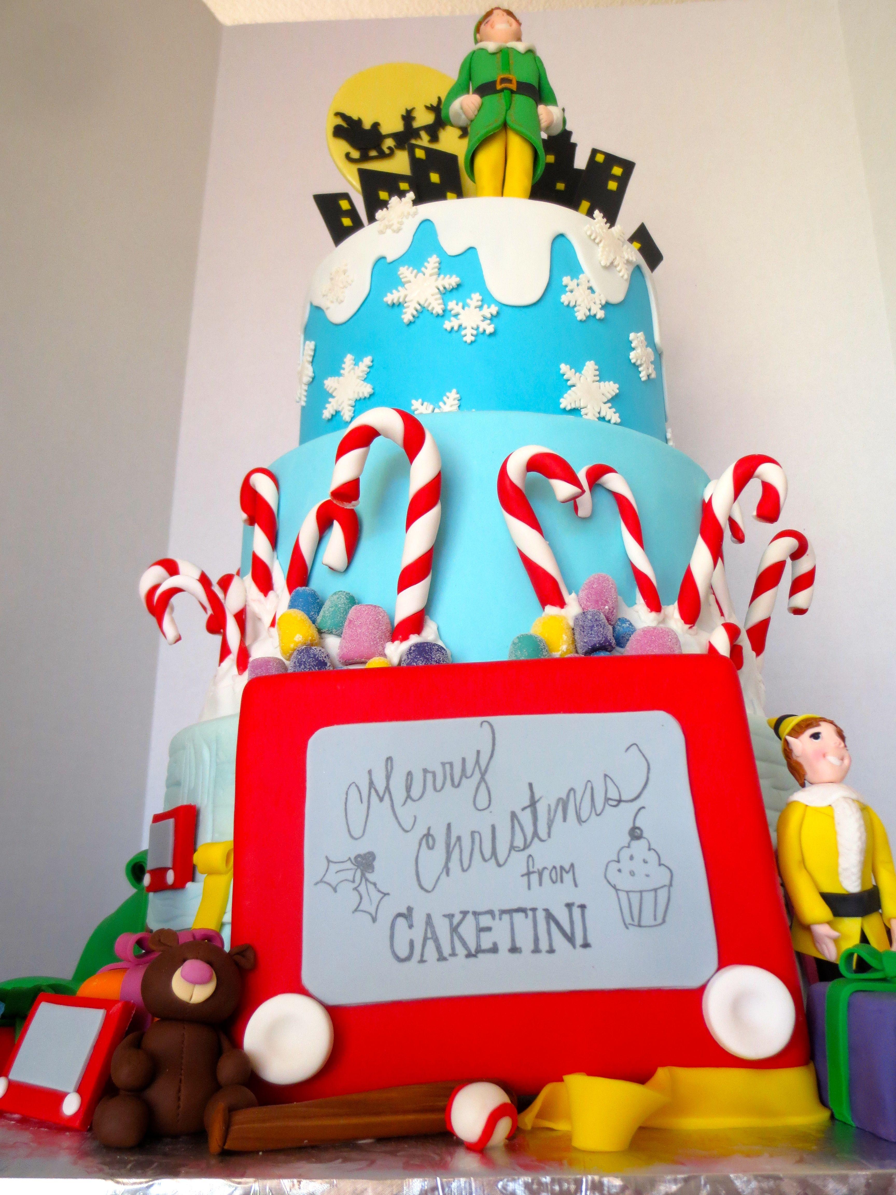Posts about elf the movie on Byrdie Girl Custom Cakes