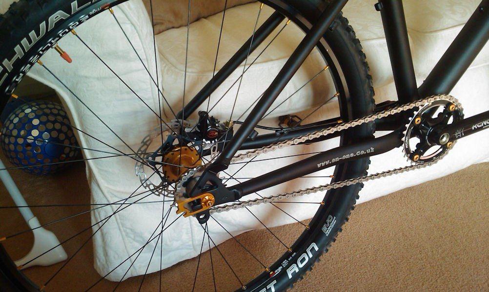 Single Speed Conversion Guide   Single speed bike, Speed