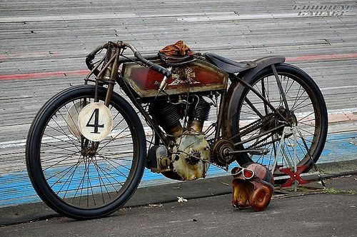 Excelsior Board Track Racer Goodhalblogspot 2012 12 Moto Photo 001