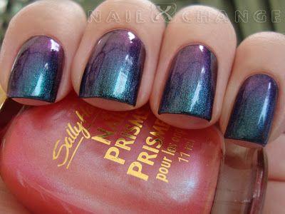 Sally Hansen Nail Prisms Fire Opal (BN)(HTF) Make me a offer.