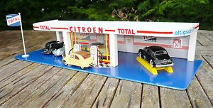 Garage Station Service Citroën Total Style Depreux 143 Ideal Pour