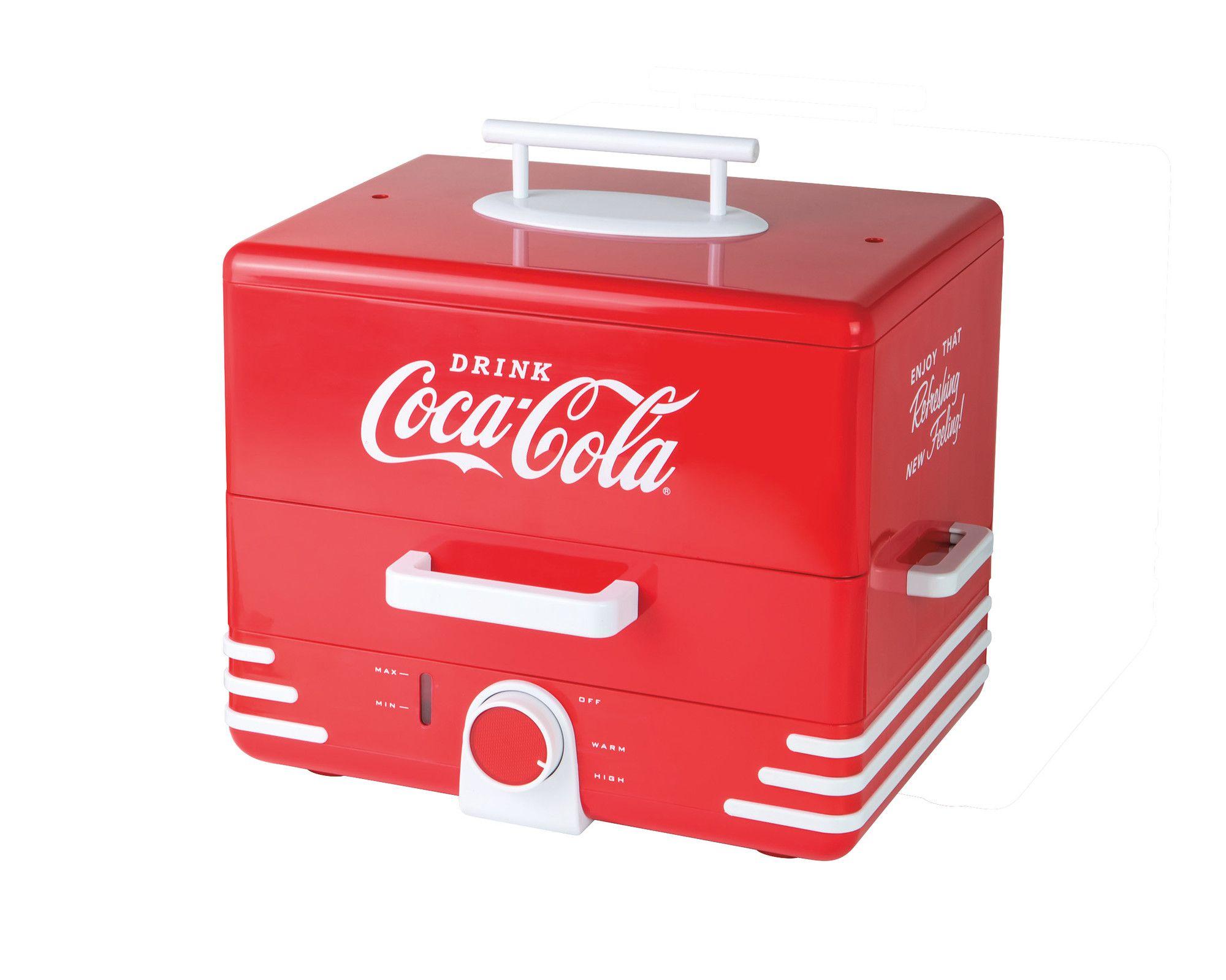 Coca-Cola Series Hot Dog Steamer