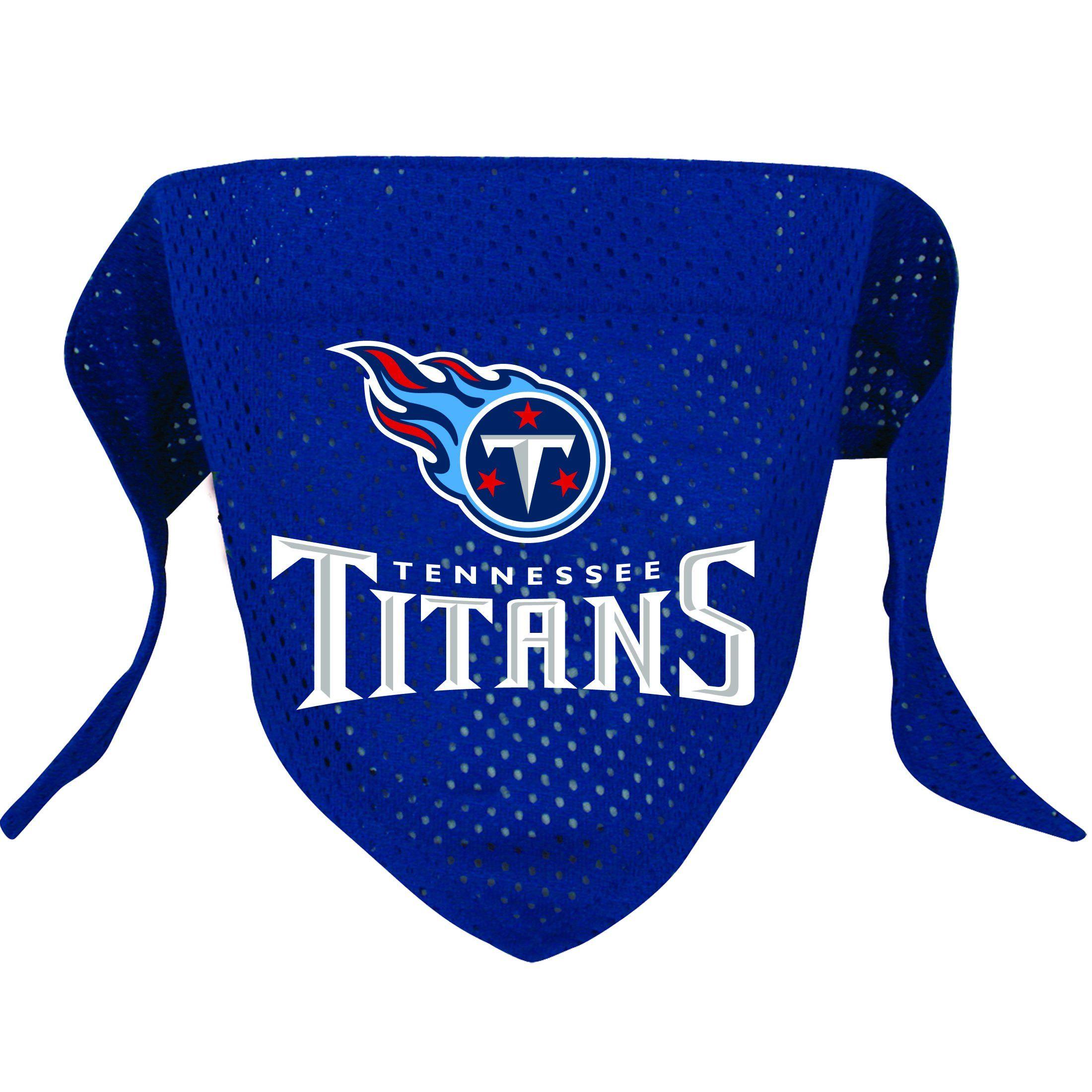 Hunter MFG Tennessee Titans Mesh Dog Bandana Small ** See