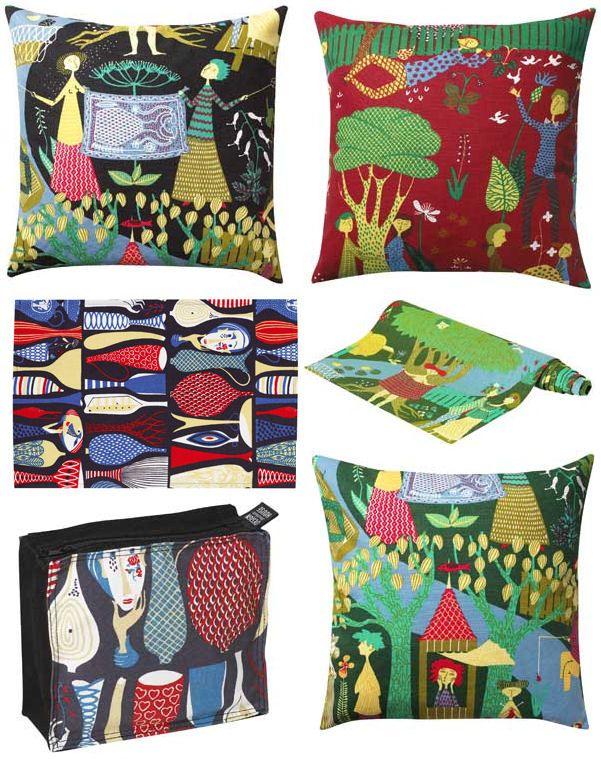 Design House Stockholm Decor8 Fabric Decor House Design Design