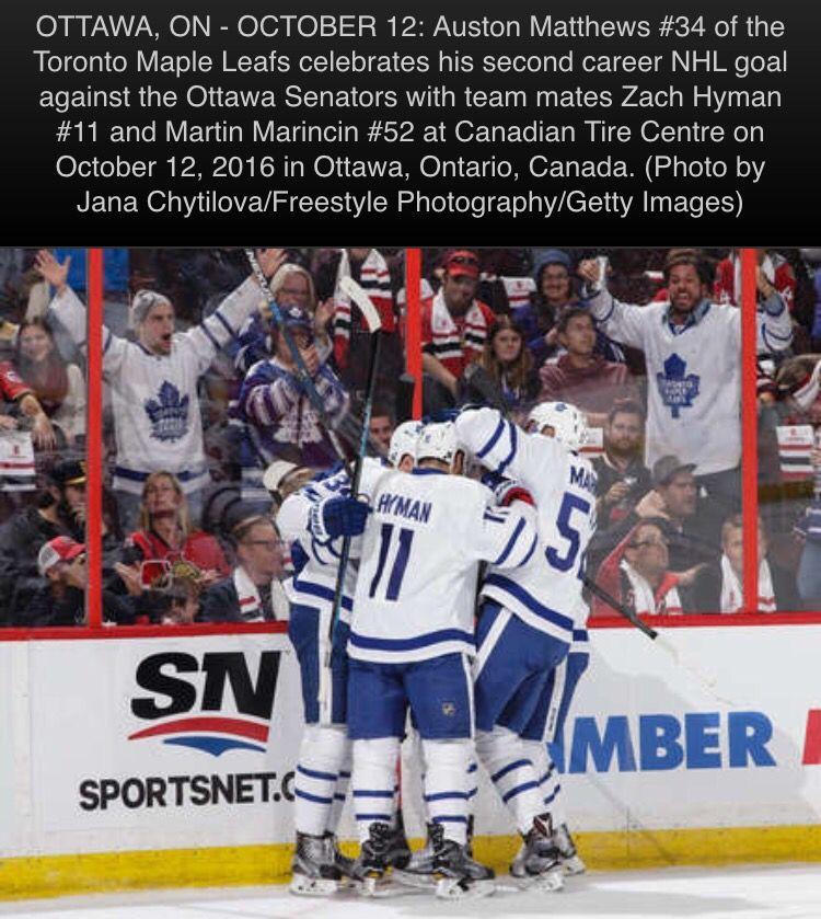 Pin on 5 • Toronto Maple Leafs 201617 Season