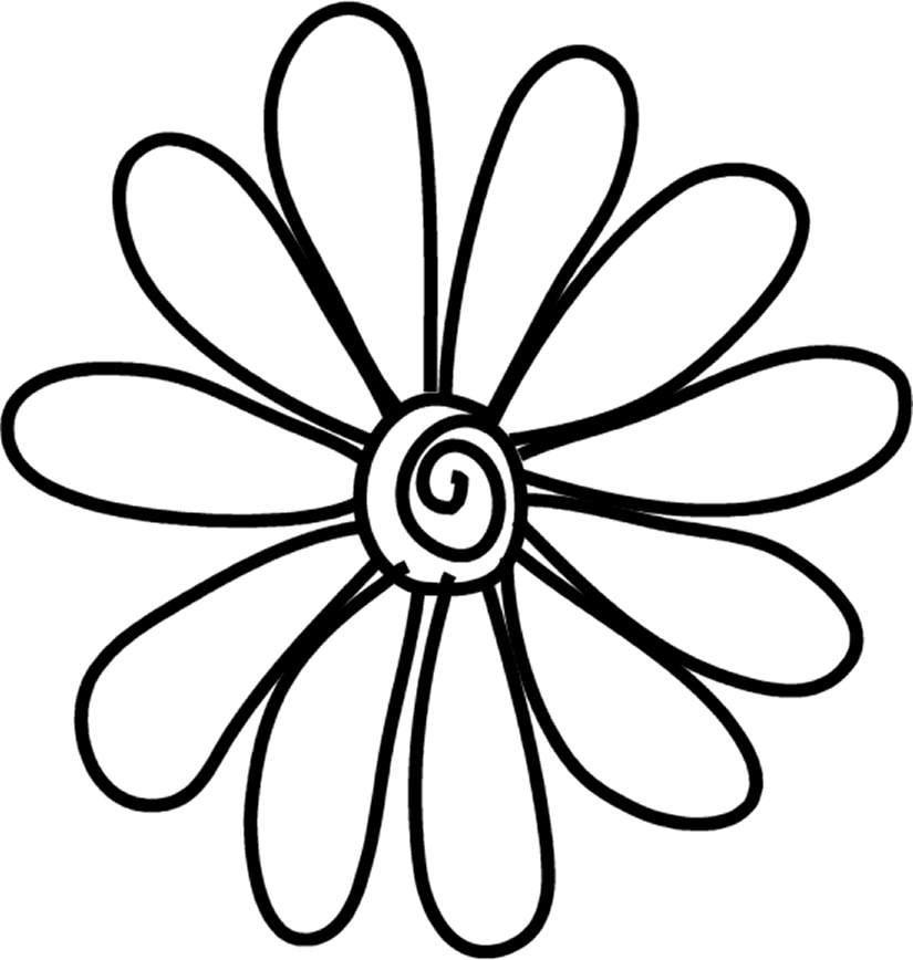 F 21 Daisy (Free) jpg png (With images) Daisy drawing