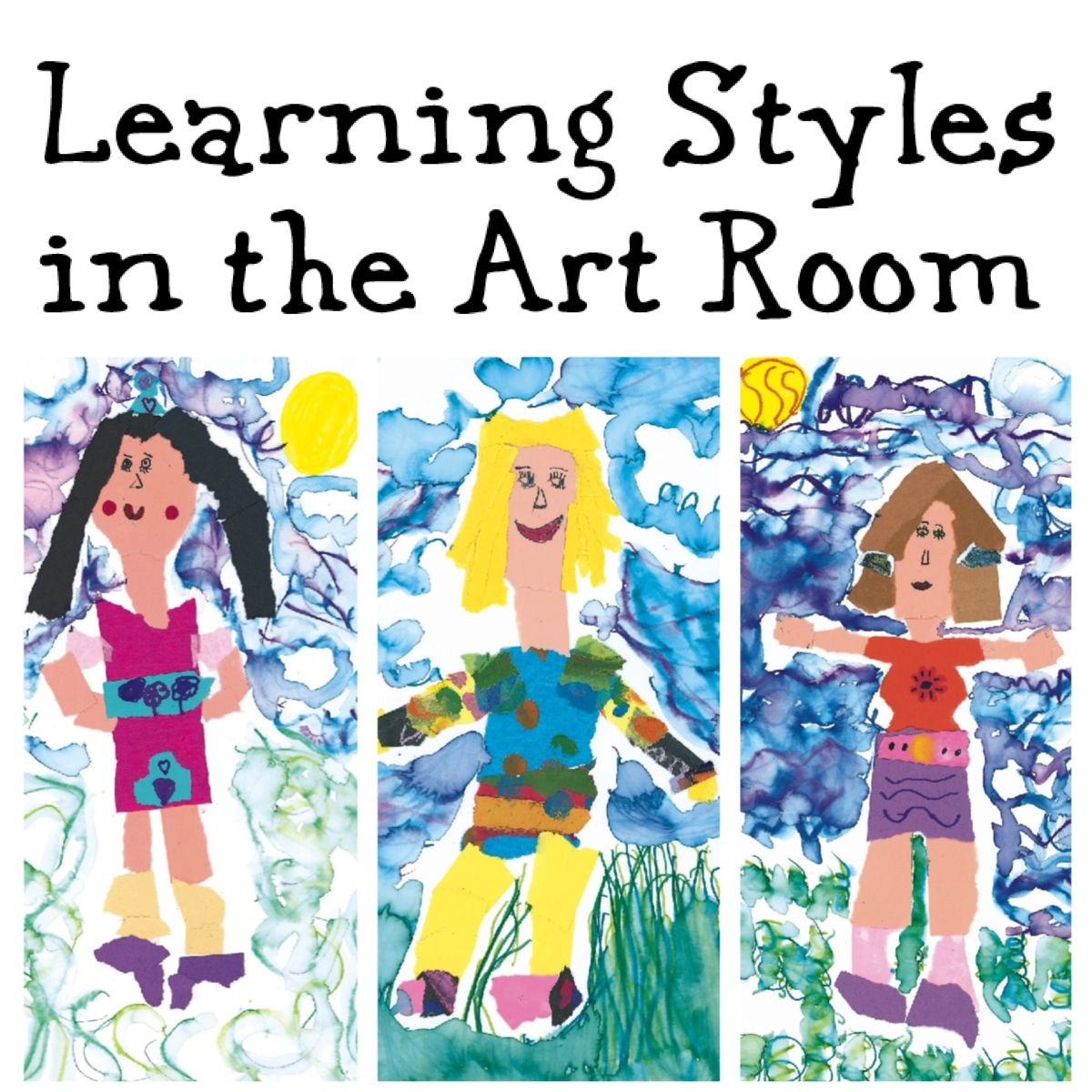 Art students have different learning styles. Whether visual, auditory or kinesthetic, this self-portrait collage lesson succeeds with all of them. Looking over her curriculum and lesson plans, elementary art teacher Marla Rohrbach realized almost every art lesson incorporated all of these learning styles, and this is one of her favorites!