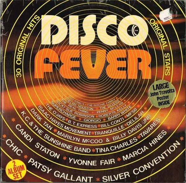 Various Disco Fever Vinyl Lp At Discogs Music Album Covers