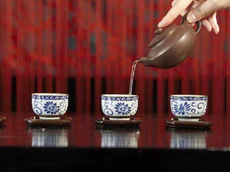 Chinese Tea Time Tea Culture Chinese Tea Brewing Tea