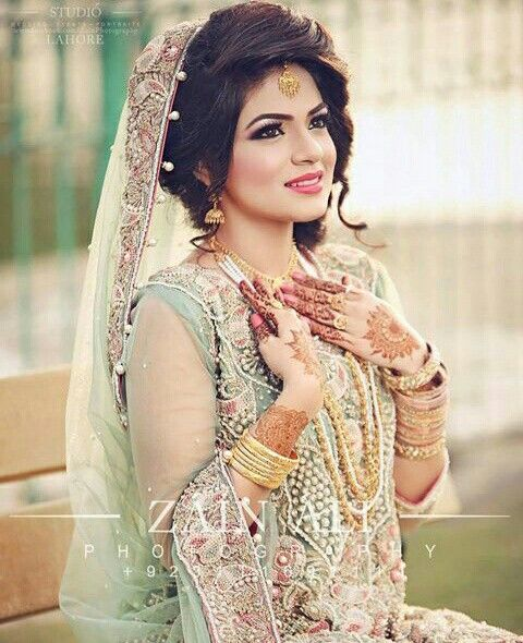 Nooraina On The Desi Bride