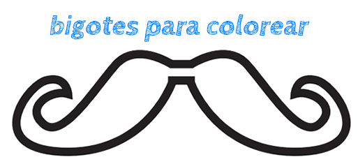 Divertidos bigotes para imprimir   printable   Pinterest ...