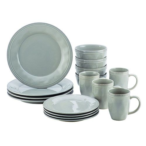 Best Dinnerware Sets For Everyday Use 6. Rachael Ray Cucina Dinnerware 16-Piece  sc 1 st  Pinterest : best everyday dinnerware - pezcame.com