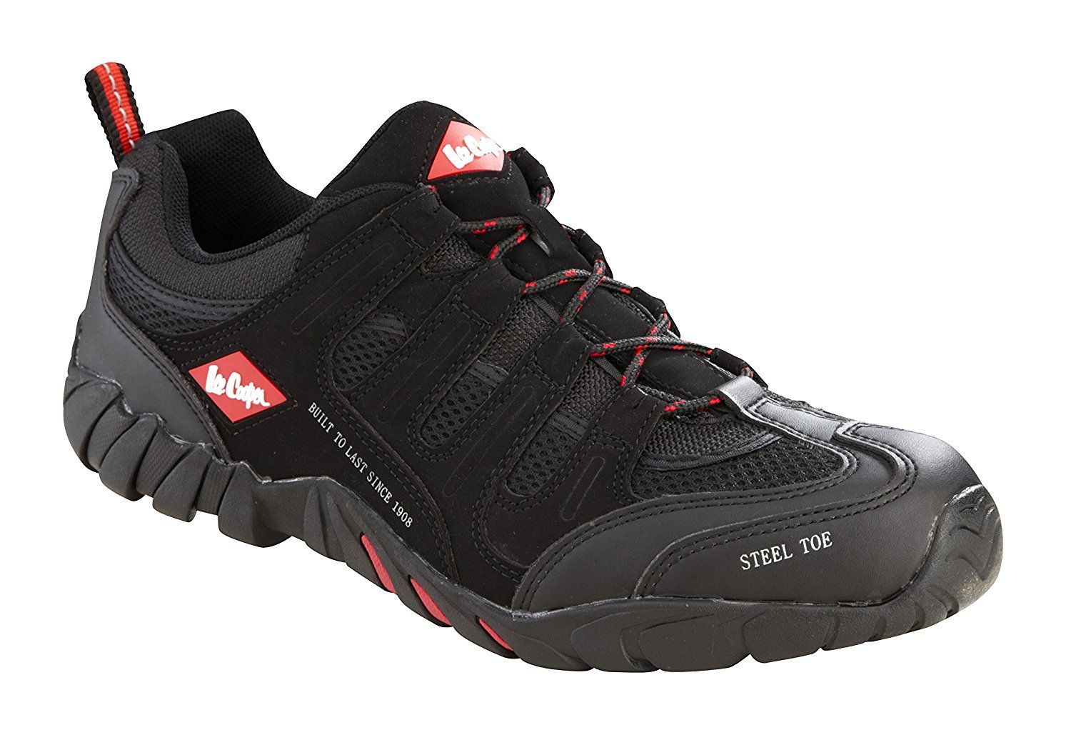 1a14a8aa Lee Cooper LCSHOE008C-9 Size 9/43 Workwear Shoes - Black * Click on ...