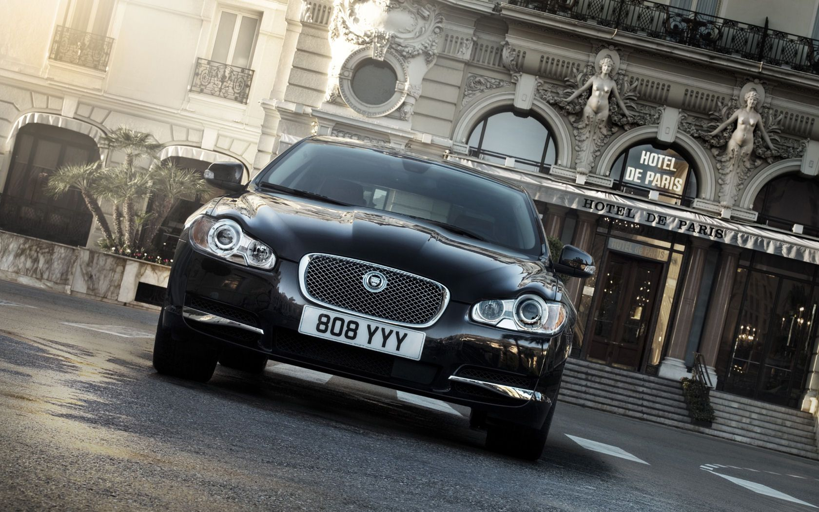 Jaguar XF . . Supercharged XFR Free Widescreen Wallpaper