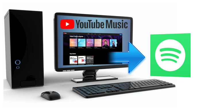 How to Upload Songs from YouTube Music to Spotify Sidify