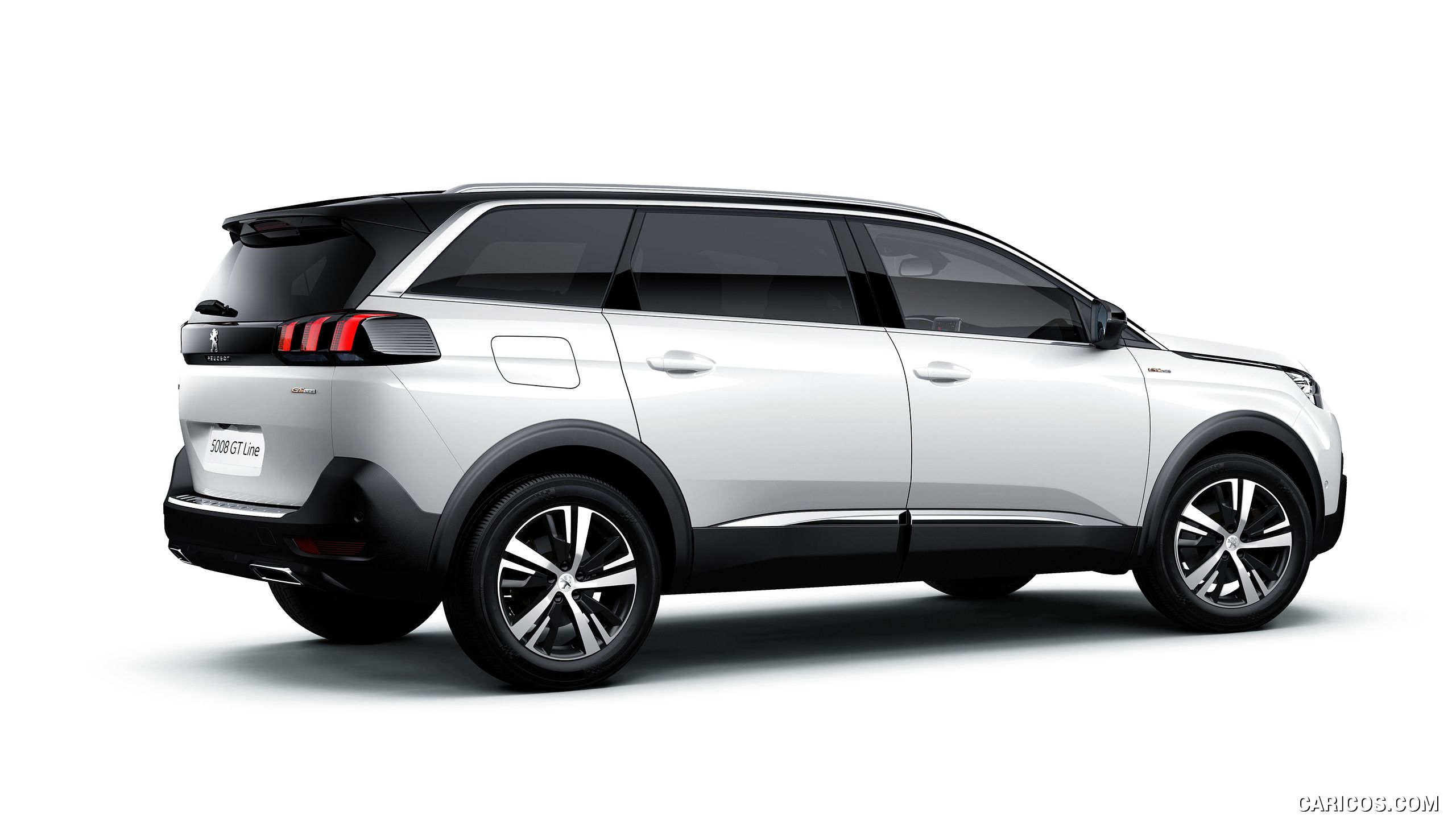 2017 Peugeot 5008 Gt And Gt Line Wallpaper Peugeot Automotive Artwork Seven Seater Suv