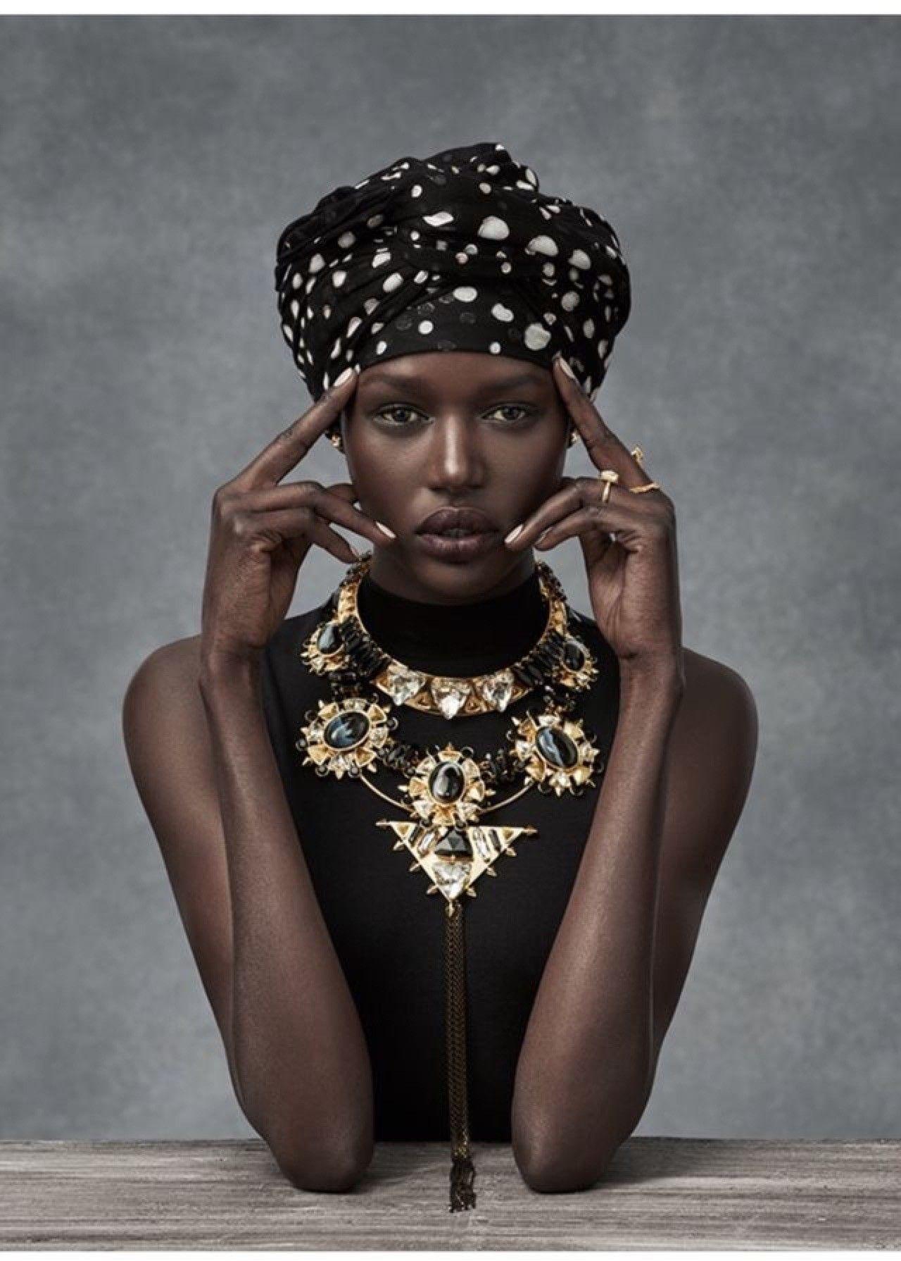 Do you find dark skin women attractive? - Quora
