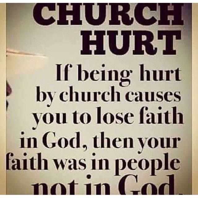 God Keep Me Strong Quotes: It Just Keeps Me From Church's, The People Make The Church